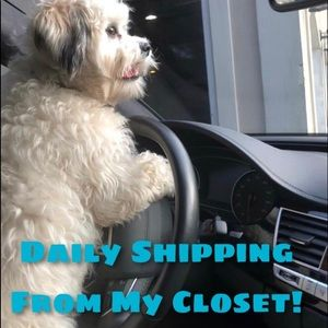 Daily Shipping From My Closet!